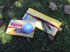 How to Make a Marabou Pencil Case. Reuse, Sewing Projects, Recycling, Lunch Box, Pencil, Presents, Knitting, How To Make, Diy