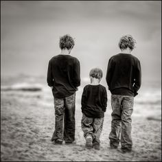 Love! Need my three guys to do this once Kipling is bigger!