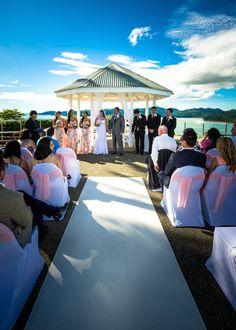 Whitsundays Weddings: Hamilton Island Weddings