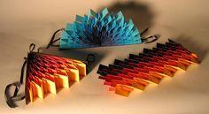 3d paper weave
