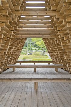 Gallery of Namwon Pavilion - SanSan / Boundaries Architects - 1