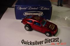 Matchbox Toyota Celica Red Met 2003 25 Box Code 3 Northwest Collectors Club