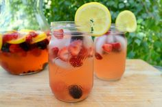 Triple Berry Summer Sangria - From Away
