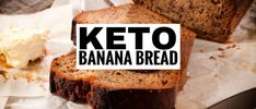 Keto Banana Bread - Easy & Tasty Low Carb Recipe - Meraadi