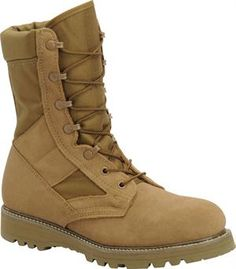"Men's Corcoran 8"" Desert Combat Boot - Mojave"