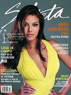 Zuleyka Rivera, Miss Universe 2006. #ZuleykaRivera #MissUniverse #MissUniverso #MissUniverse2006 #MissUniverso2006 #MissPuertoRico
