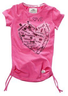Tunic T pink