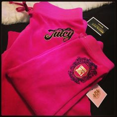 Mommy/Daughter Juicy Couture