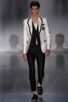 Gucci   Spring 2015 Menswear Collection   Style.com