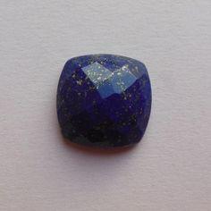 Faceted square lapis lazuli natural #Facetedlapislazuli #Squarelapislazuli #Facetedgemstone #Squaregemstone #Lapislazuli