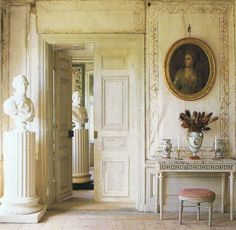 Eye For Design: Decorating With Columns
