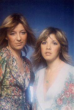 Stevie. Christine~ Fleetwood Mac