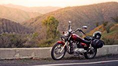 Recorrer Chile en moto