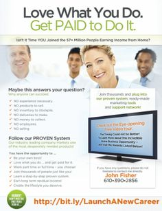 Launch a new professional #business #career with us.  8 PM EST Webcast registration: http://wu.to/I8iKr7