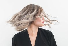 What You Should Know Before Dyeing Your Hair Gray   StyleCaster