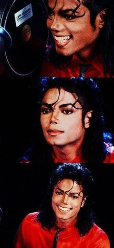 I personally loved the Liberian Girl video, but Michael was only the last 10 seconds. All is forgiven because his smile is worth it. ♥️
