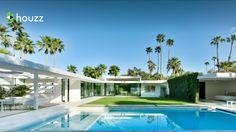 196 meilleures images du tableau palm springs mid century house palm springs california et - Maison plain pied deco orientale palm springs ...