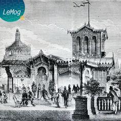 """Laurent ANTOINE """"LeMog"""" - World Expo Consultant: La pâtisserie Suisse à l'Expo de Vienne en 1873. Consultant, World's Fair, Laurent, Austria, Switzerland, Madness, Vienna, Bosnia, Hungary"""