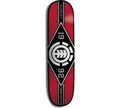 The MAJOR LEAGUE 8.2 is a logo board from the Make It Count collection, and features Thriftwood construction. Thriftwood boards are made with high-quality technology that comes at a low-cost. Features:  Thriftwood Construction Size 8.25 x 32 Wheel Base 14.5 Nose 6.875 Tail 6.375