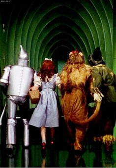 Judy Garland-The Wizard of OZ.........
