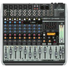 Behringer QX1222USB DJ-Mixer      #Behringer #QX1222USB #Mischpulte  Hier klicken, um weiterzulesen.