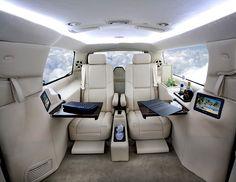 Office in a Cadillac Escalade Interior Design Jobs, Van Interior, Car Office, Mobile Office, Flying Car, Life Design, Office Interiors, Luxury Cars, Luxury Travel