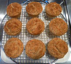 LEMON CHIFFON CAKE: Lemon Ricotta Muffins