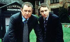 Midsomer Murders. I am addicted!