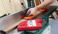 Learn how to properly use a jointer in a few simple steps and soon you will be making perfect joints on all of your woodworking projects.