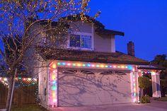 Tips to decorate & tight up your Garage Door this Christmas #ChristmasOffer #ChristmasDecorations #GarageDoorservice