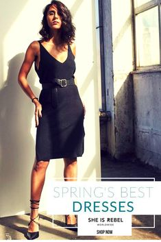 Dresses are wardrobe winners for every woman. Discover our gorgeous collection of women's dresses and be remembered forever.#sheisrebel #worldwide #onlineshopping #bossbabe #spring #dresses #trendingnow