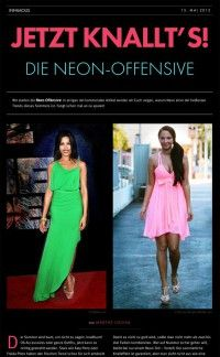 Jetzt knallt's! – Die Neon-Offensive | Infamous Magazine