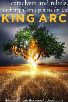 Archetypal Antagonists for the King Arc: Cataclysm and Rebel - Helping Writers Become Authors Writing Resources, Writing Tips, Shadow Archetype, Grammar Tips, Story Structure, Writing Characters, Hero's Journey, Rebel, Writer