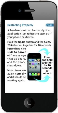 iPhone tips & tricks: Troubleshoots! Have never had any issues but if I do hopefully this will help!
