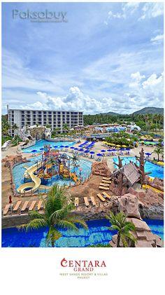 Centara Grand West Sands Resort & Villas Phuket