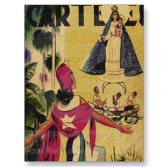 Vintage Carteles Cuban Magazine Cover