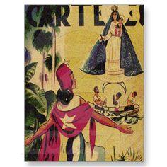 Magazine cuba vintage
