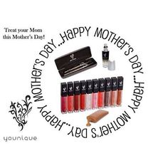 Younique is on every woman's wish list! Make this the most special Mother's Day ever with a gift that will last! You can't go wrong with a little makeup ;)