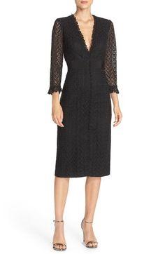 Jill Jill Stuart Lace Sheath Dress available at #Nordstrom