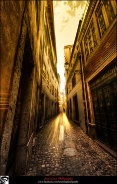 Alfama (Lisbon) by Luis Lima on 500px
