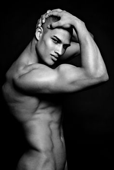 Male model Rob Evans . -  click pic for more...