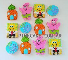 Cookies Bob Esponja
