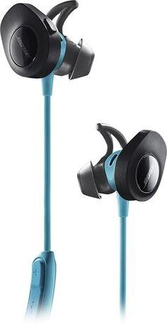 Bose® - SoundSport® wireless headphones - Aqua