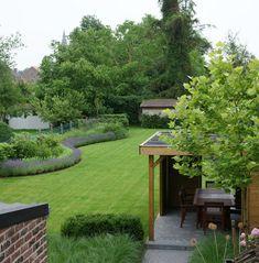 Levendig strak - Everberg   architerra tuinarchitectuur