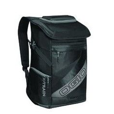 Ogio X-Train Backpack [Black/Silver]