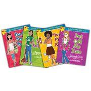 Secret Keeper Girl Series, Volumes 1-4