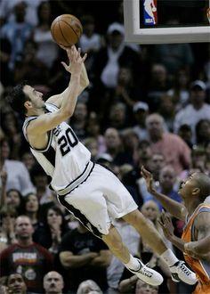 San Antonio Spurs!