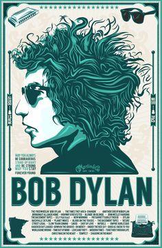 Michael Todd Williamson — Bob Dylan