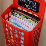 Easy Children's Books Organization