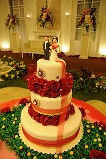 my wedding's cake by me